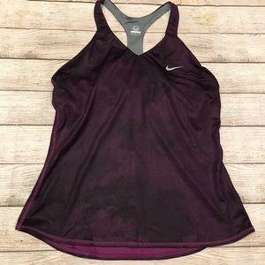 Nike Workout Dri-Fit Tank Size L
